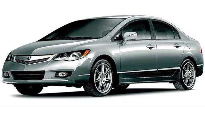 Acura CSX Service Repair Manuals