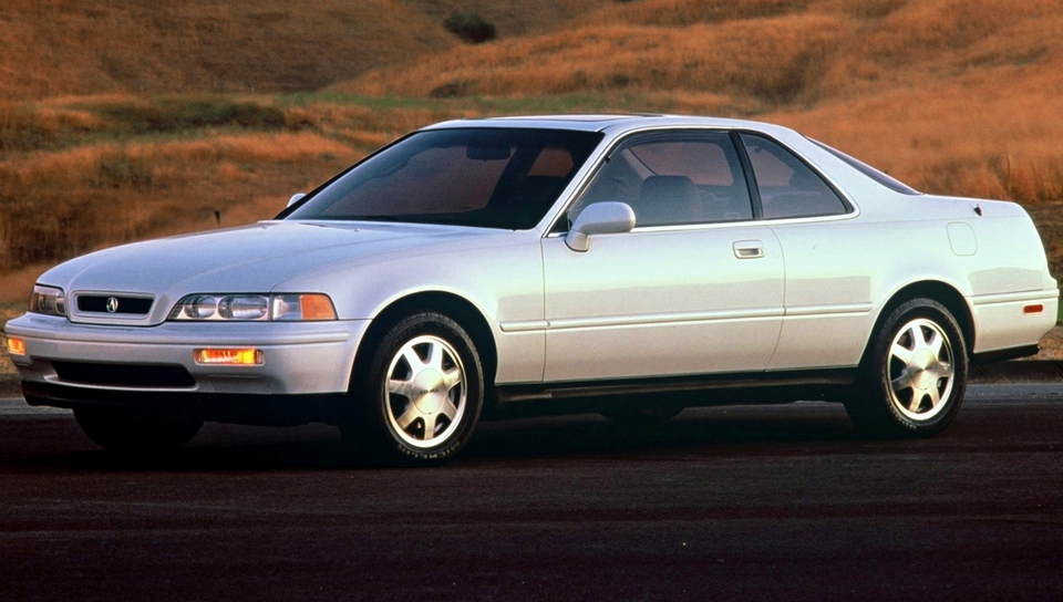 Acura Legend repair manuals