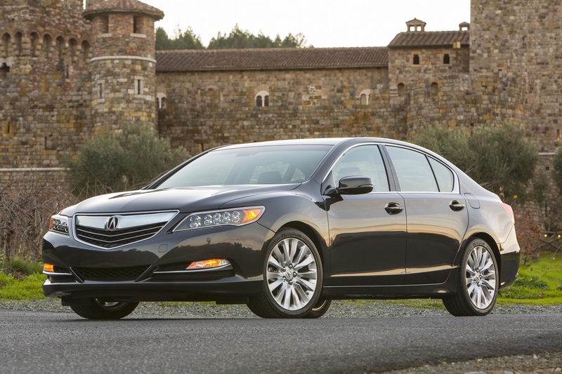 Acura RLX Owners Manual
