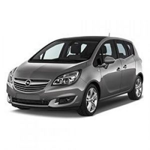 Opel Meriva repair manual