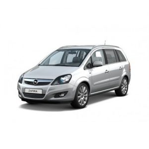 Opel Zafira repair manuals