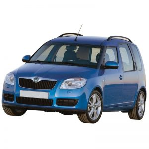 Skoda Roomster Owners manuals
