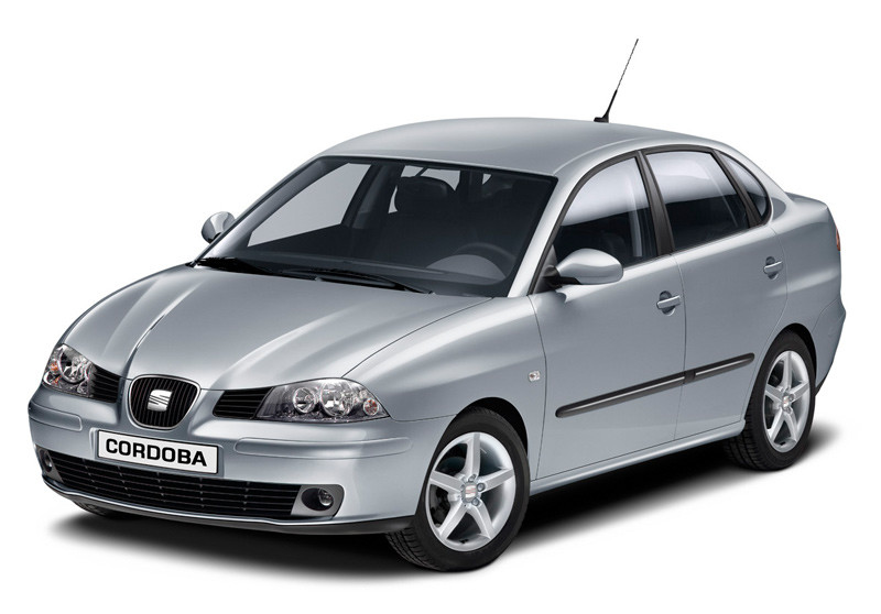 SEAT Cordoba service repair manuals