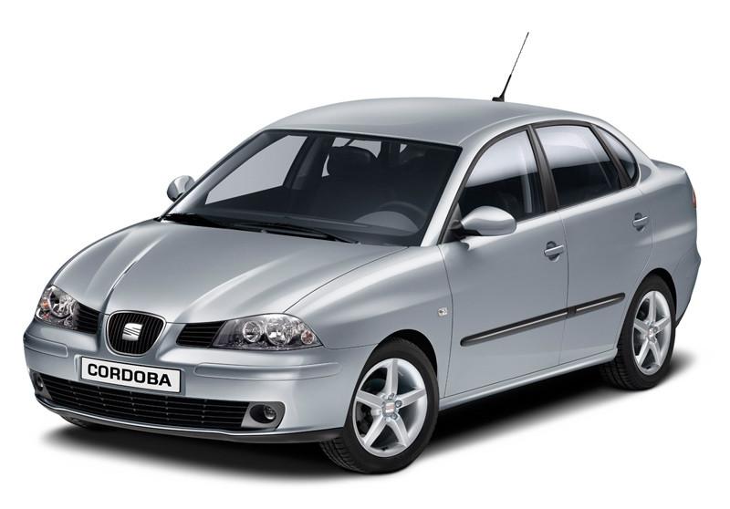 SEAT Cordoba service repair manuals