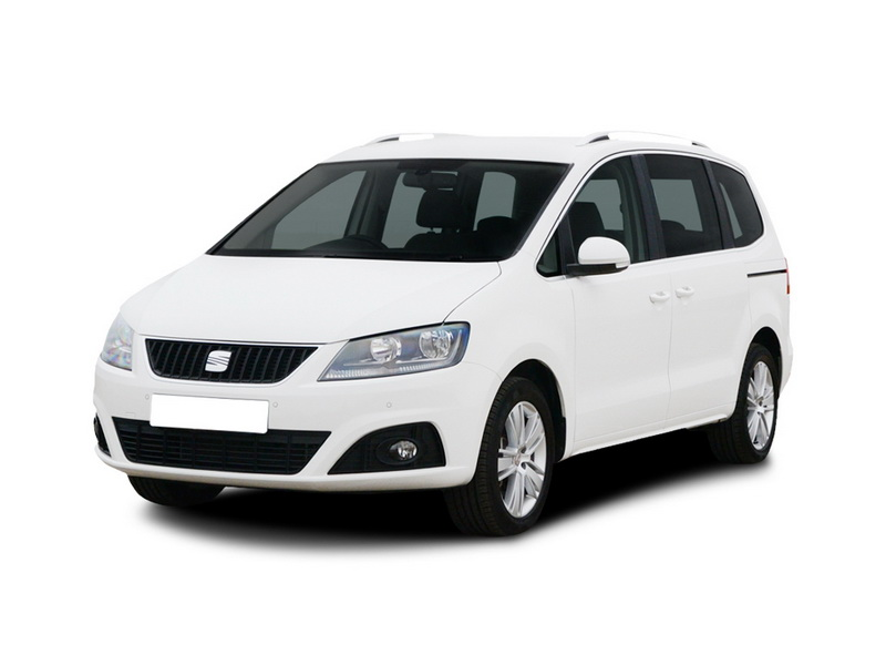 Seat Alhambra repair manuals