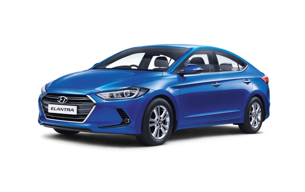 Hyundai Elantra workshop manuals