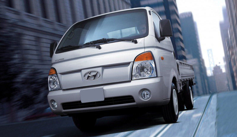 Hyundai H100 repair manuals