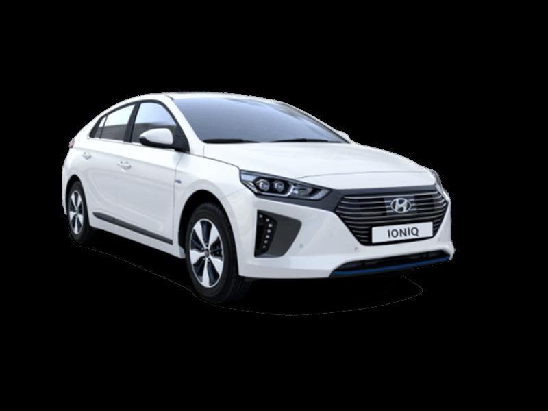 Hyundai Ioniq service manuals