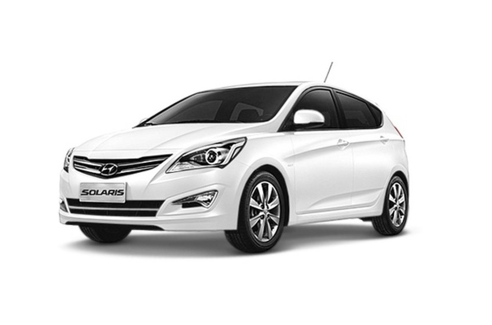 Hyundai Solaris repair manual