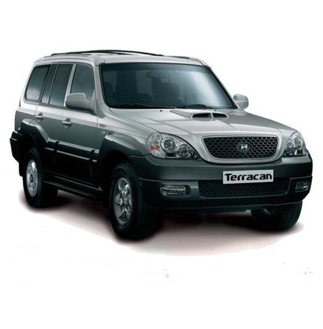 Hyundai Terracan repair manuals