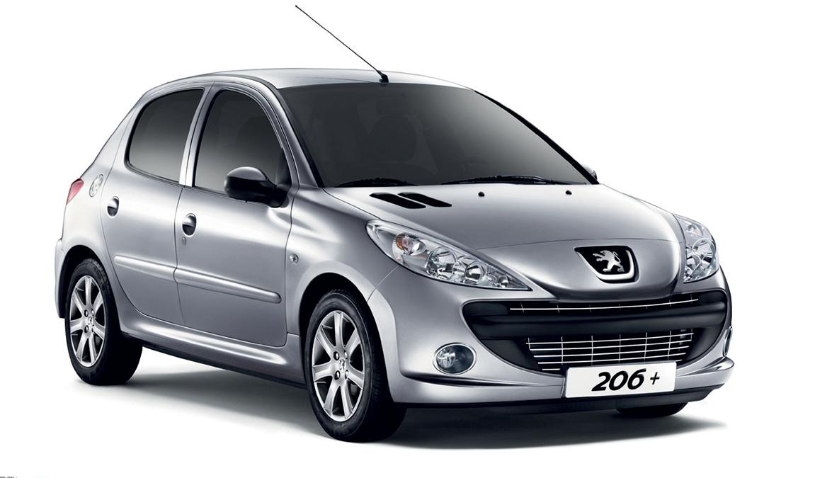 Peugeot 206 manuals PDF