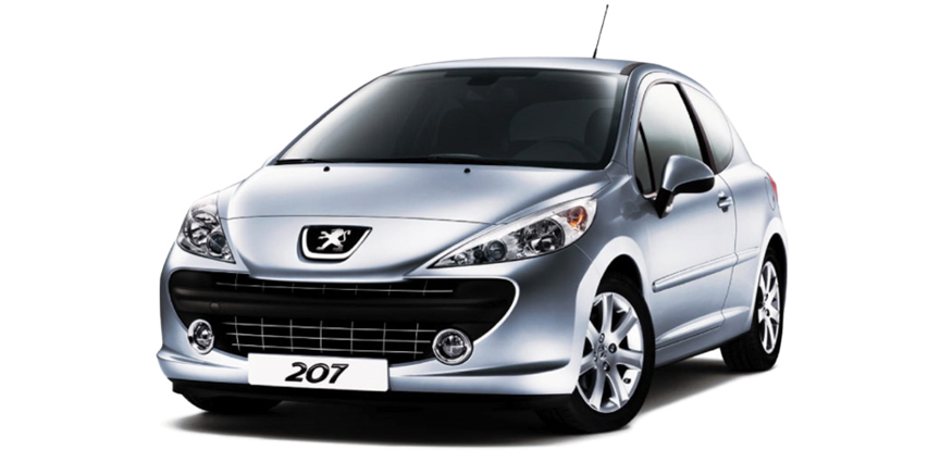 Peugeot 207 workshop manual
