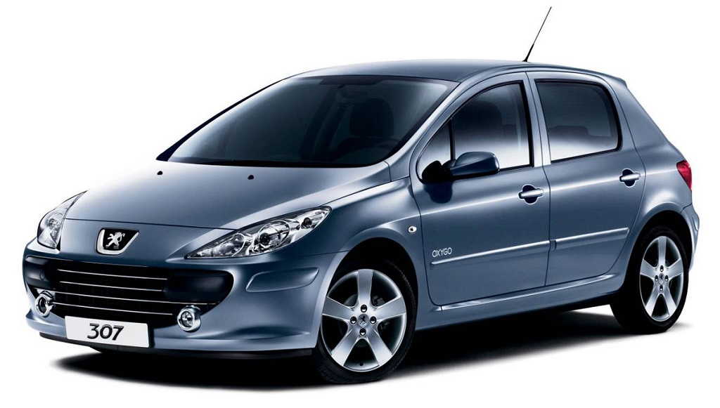Peugeot 307 workshop manuals