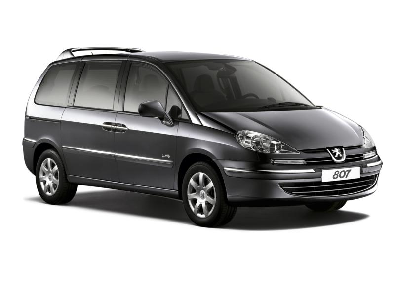 Peugeot 807 repair manuals