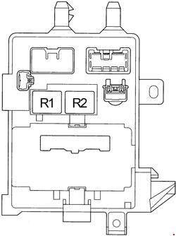 Toyota Corolla Fuse Box Diagram 1995 2002 E110 Automotive Handbook Schematics Online Pdf
