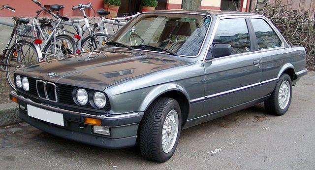 BMW E30 Service Repair Manuals PDF