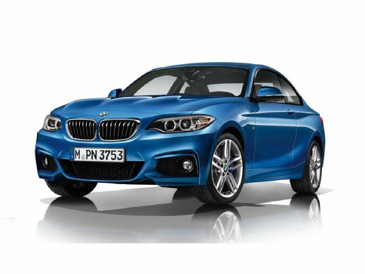 BMW 2-series F22/F23 Owner's Manuals PDF