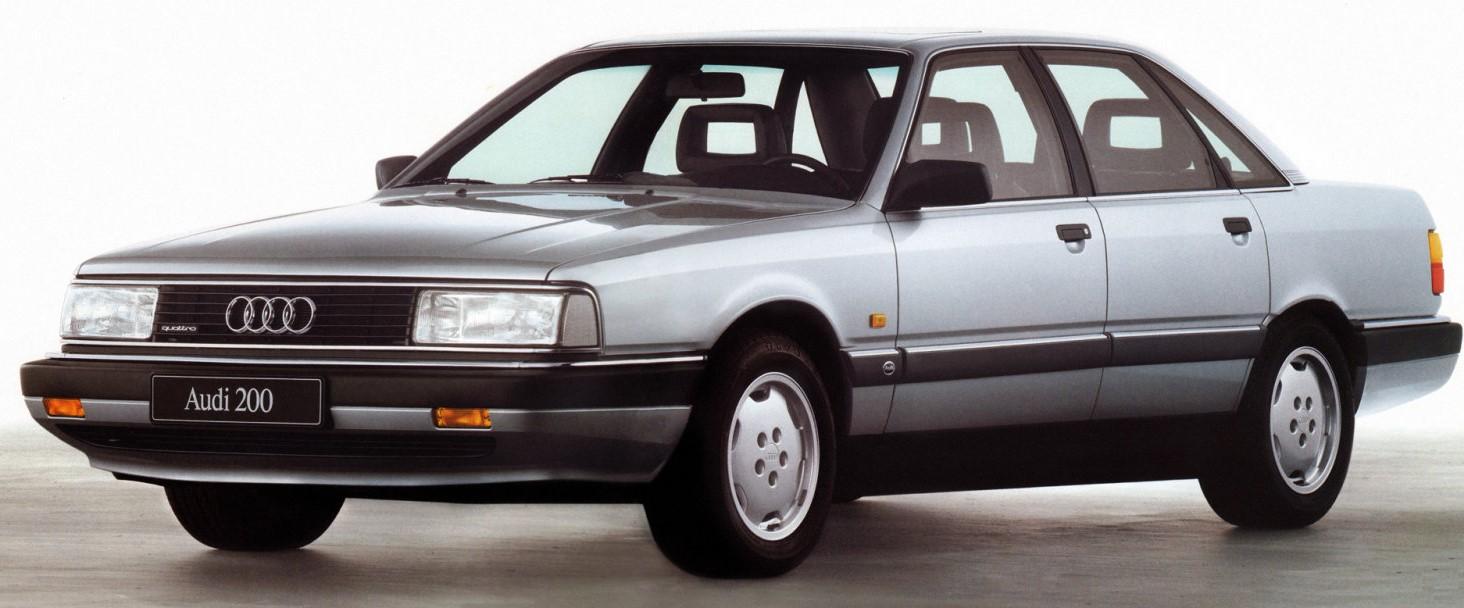Audi 200 Owners Workshop Manuals PDF
