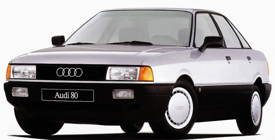 Audi 80 Owners Workshop Manuals PDF