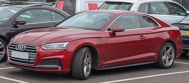 Audi A5 Owners Manuals PDF