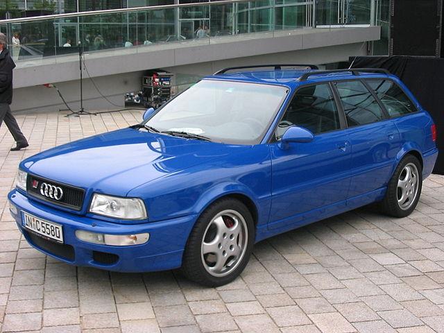 Audi RS 2 Owner's Workshop Manuals PDF
