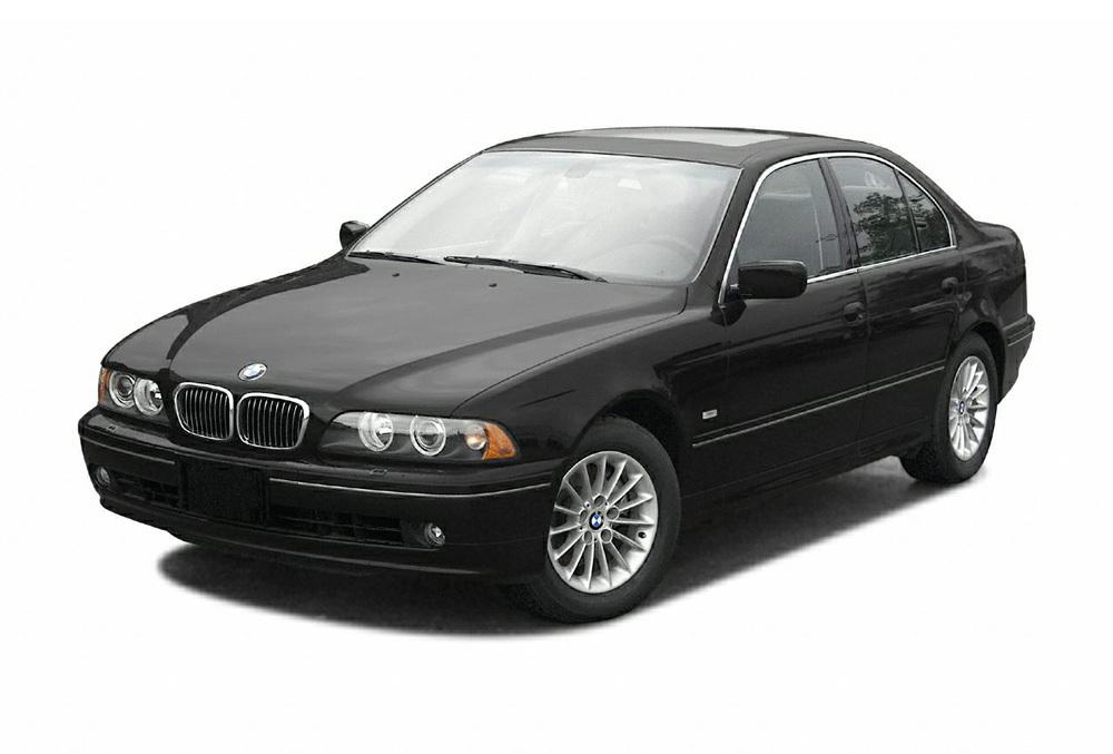 BMW 5 E39 Service Repair Manuals PDF
