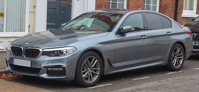 BMW 5 (G30) Workshop Manuals free download PDF