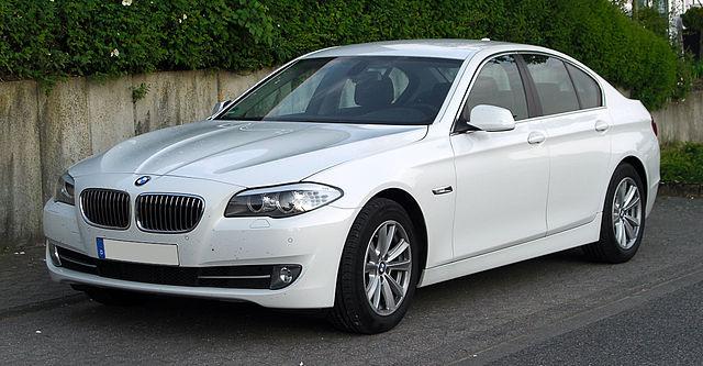 BMW F07/F10/F11 Service Repair Manuals