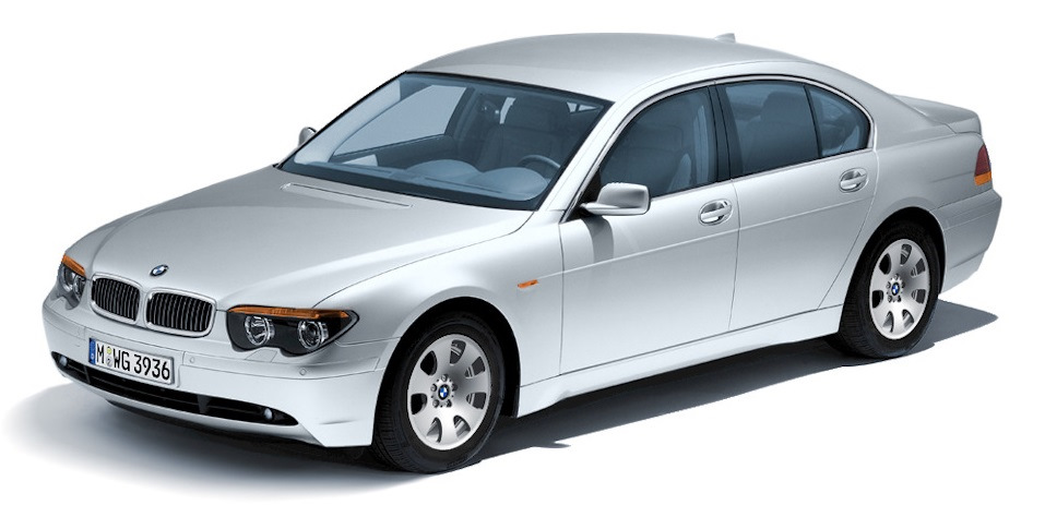 BMW 7 E65/E66 Owners Workshop Manuals PDF