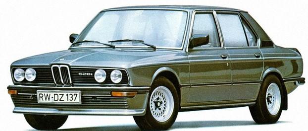 BMW E12 Service Repair Manuals