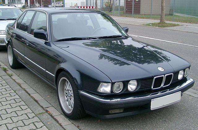BMW E32 Service Repair Manuals PDF