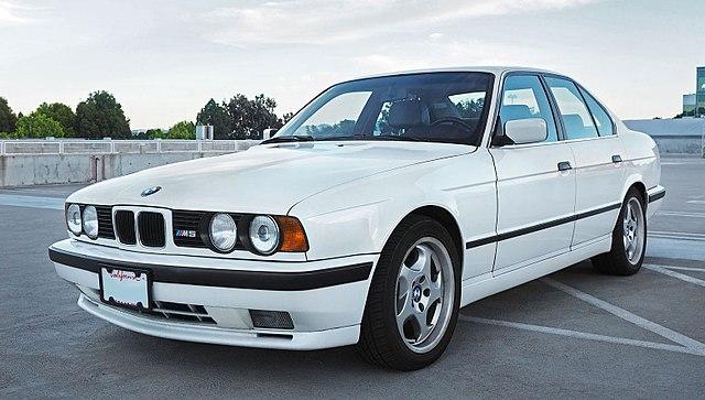 BMW E34 Service Repair Manuals