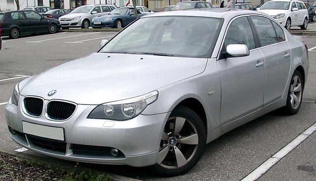 BMW E60 Workshop Repair Manuals PDF