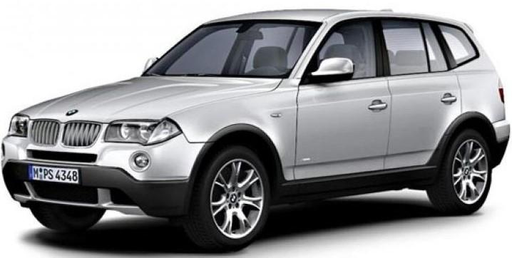 BMW X3 (E83) Owners Workshop Manuals PDF