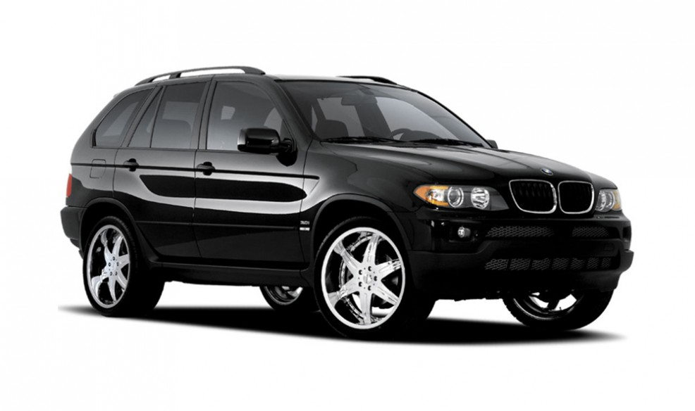 BMW X5 E53 Owners Workshop Manuals PDF