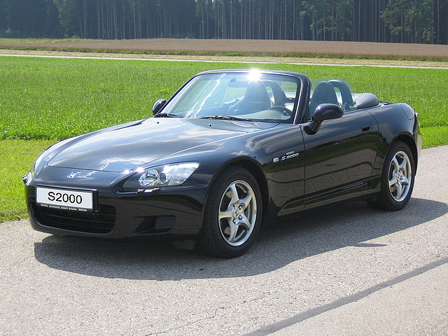 Honda S2000 Service and Owner's Manuals
