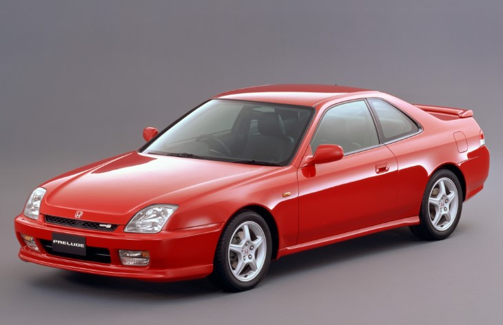 Honda Prelude Owner's Workshop Manuals