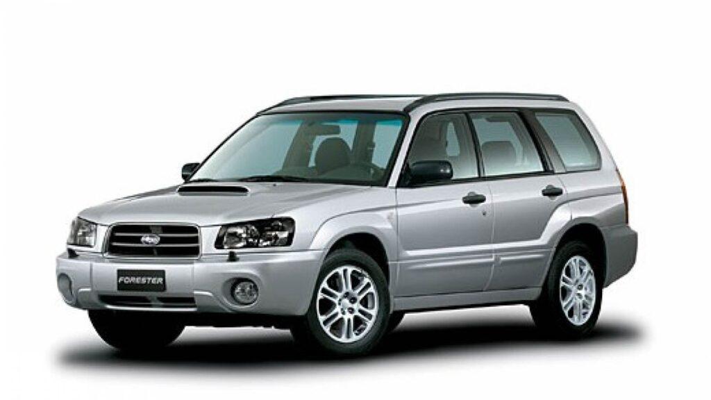 Subaru Forester Workshop Repair Manuals