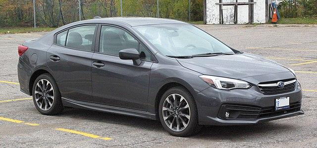 Subaru Impreza Owner's Workshop Manuals PDF