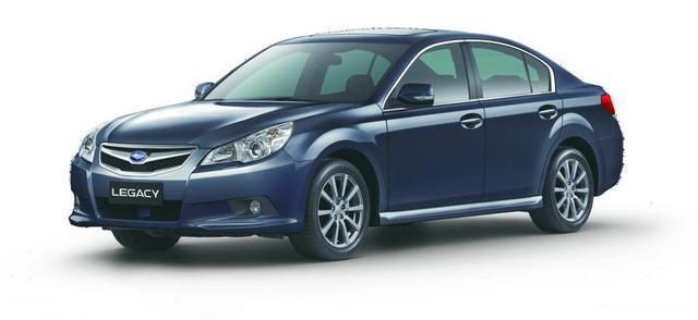 Subaru Legacy Service Repair Manuals PDF