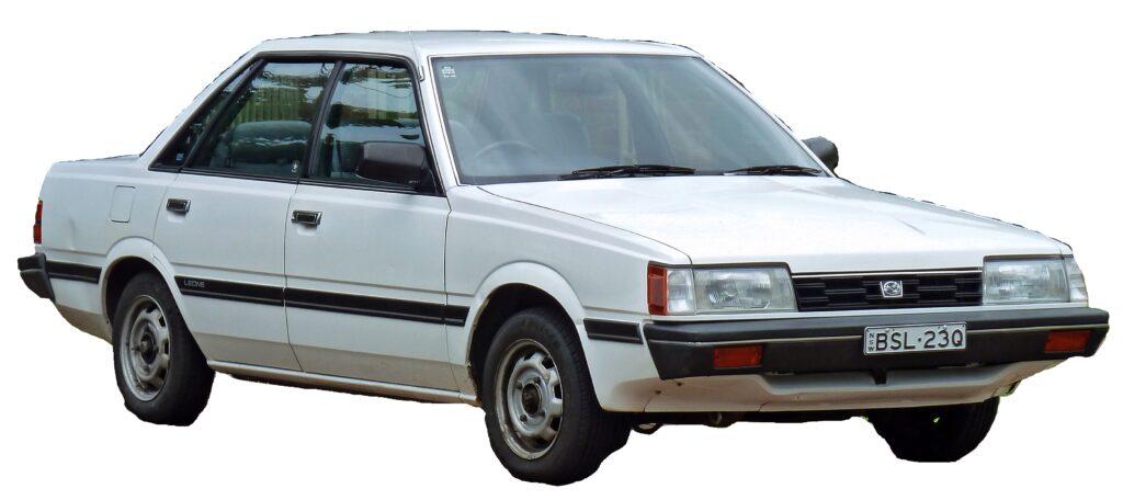 Subaru Leone Service Repair Manuals