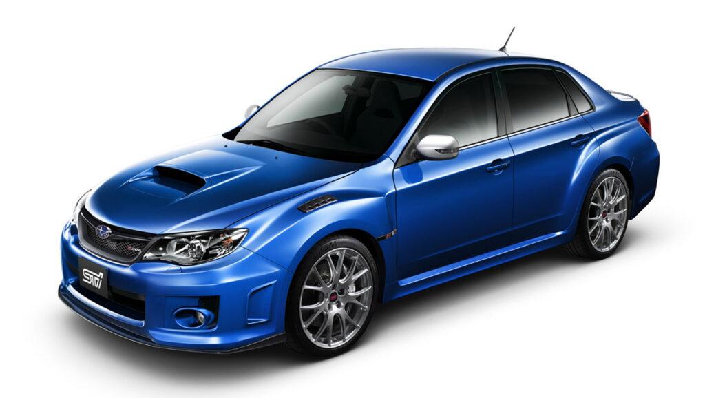 Subaru WRX STI Service Repair Manuals PDF