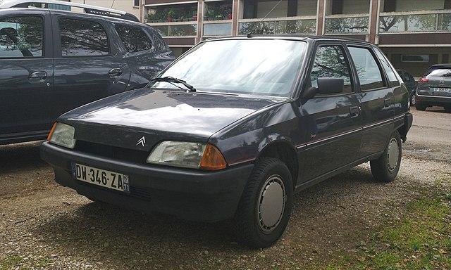 Citroën AX Service Repair Manual
