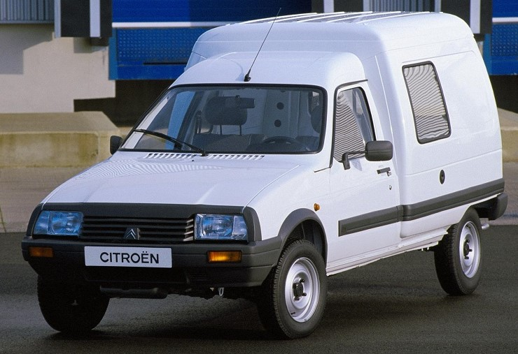 Citroen C15 Owner's and Maintenance Manuals