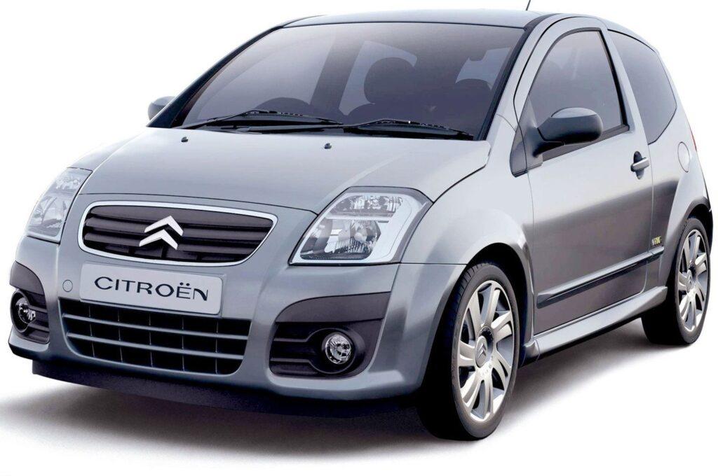 Citroën C2 Service Repair Manuals PDF
