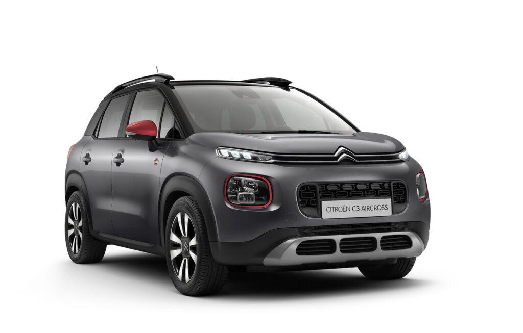 Citroën C3 Aircross Owner's & Maintenance Manuals