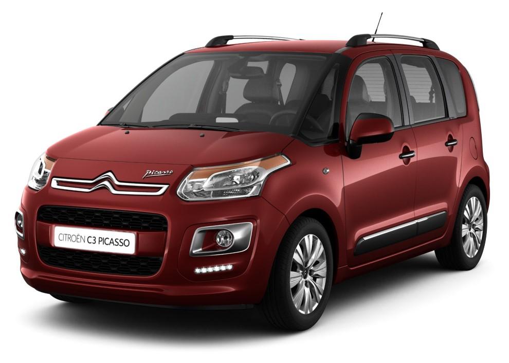 Citroën C3 Picasso Service Repair Manuals PDF