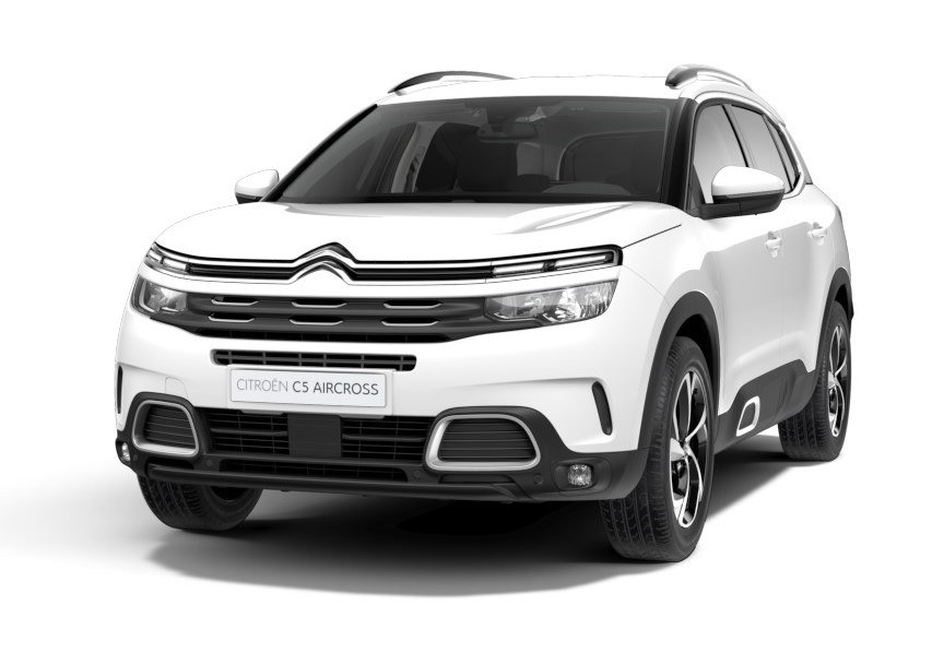 Citroën C5 Aircross Owner's and Maintenance Manuals