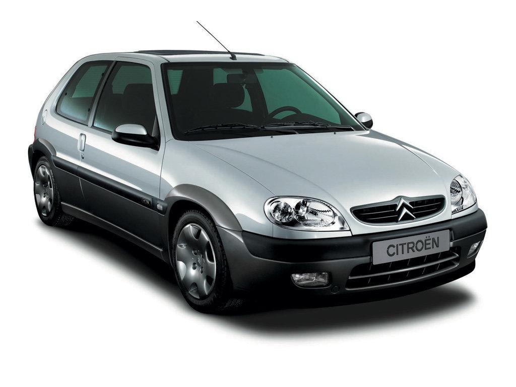 Citroën Saxo Workshop Repair Manuals PDF