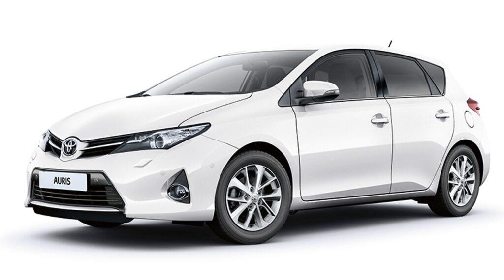 Toyota Auris Owner's Workshop Manual